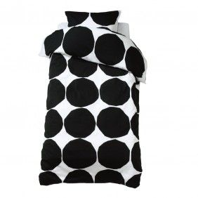 Marimekko Kivet Single Duvet Cover & Pillowcase