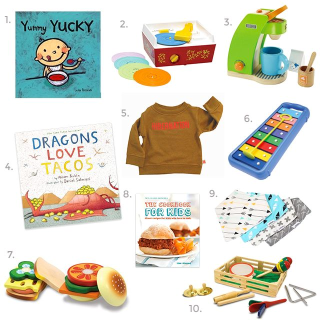 Turntable Kitchen's Holiday Gift Guide for Kids | Turntable Kitchen