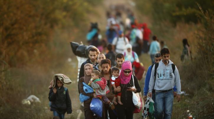 ΟΟΣΑ: Η κρίση στη Συρία αύξησε τον αριθμό των αιτούντων άσυλο στα υψηλότερα μεταπολεμικά επίπεδά του :: left.gr