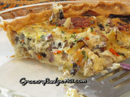 Bisquick crab quiche recipes easy