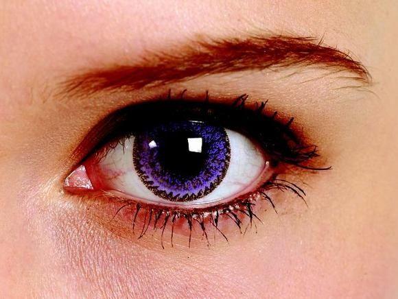 Best 25+ Purple contacts ideas on Pinterest | Real purple ...