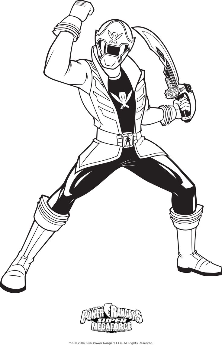 power rangers super megaforce coloring pages tagged with
