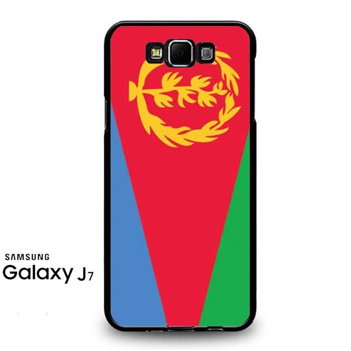 Eritrea Flag Samsung Galaxy J7 Prime Case