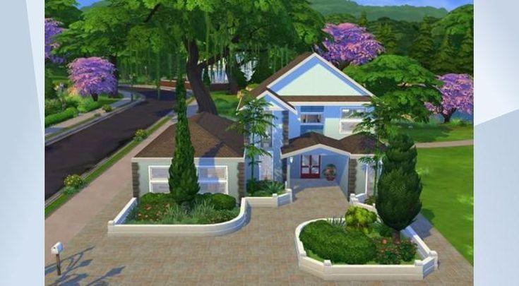Confira este lote na Galeria do The Sims 4! - Casa 09 by #KerleyLima PREÇO:134.181