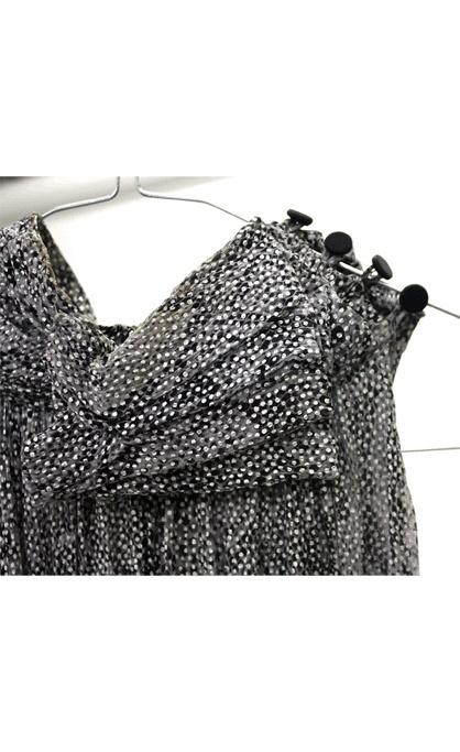 www.FancyVintage.nl::Jurken::By Malene Birger, zijden jurk