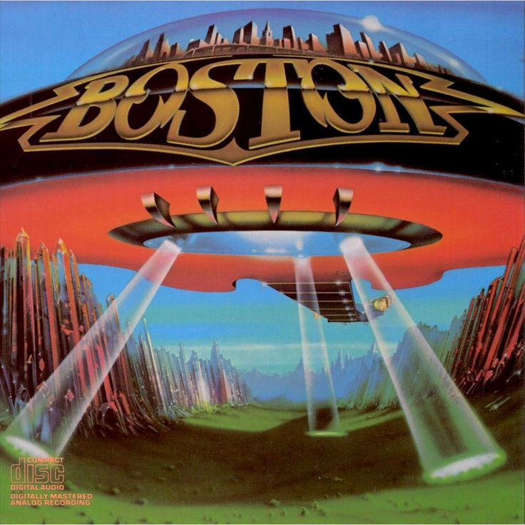 Boston Don T Look Back Cd In 2019 Products Rock