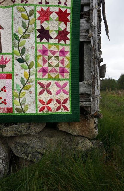 My World of Quilting