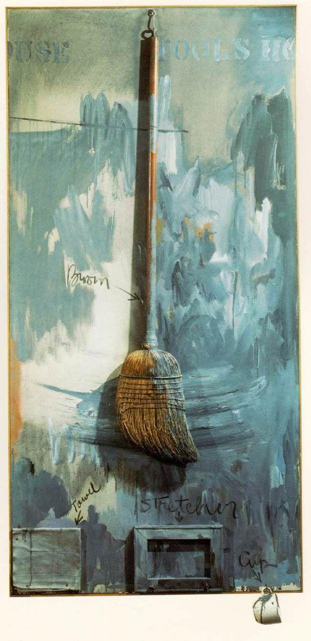 Jasper Johns '3'