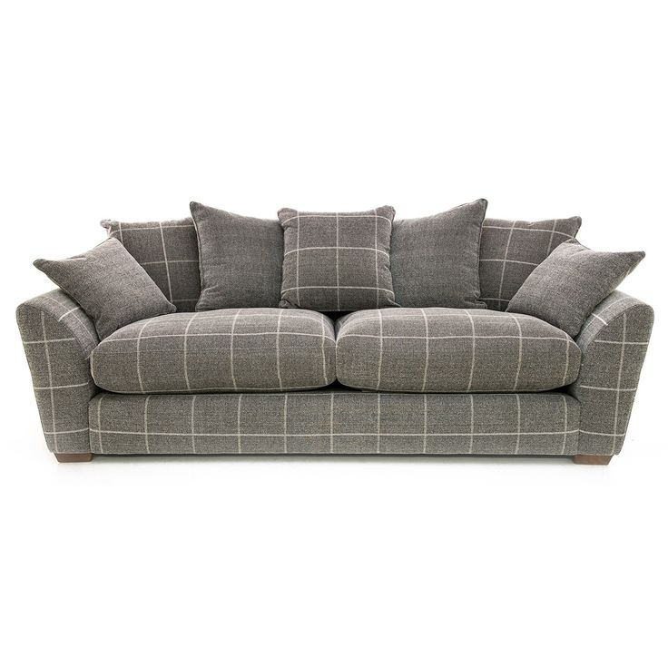 Casa Ollie 4 Str Sofa Scatter Back   Make A Statement In Your Living Room  With