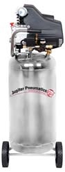 2HP, 20 Gallon Portable Vertical Air Compressor