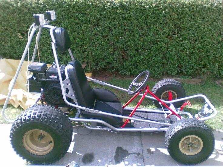 My Manco Dingo Diy Go Kart Forum Go Kart Ideas
