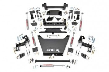 Rough Country Suspension Systems // 6in GM Suspension Lift Kit - $1,199.95
