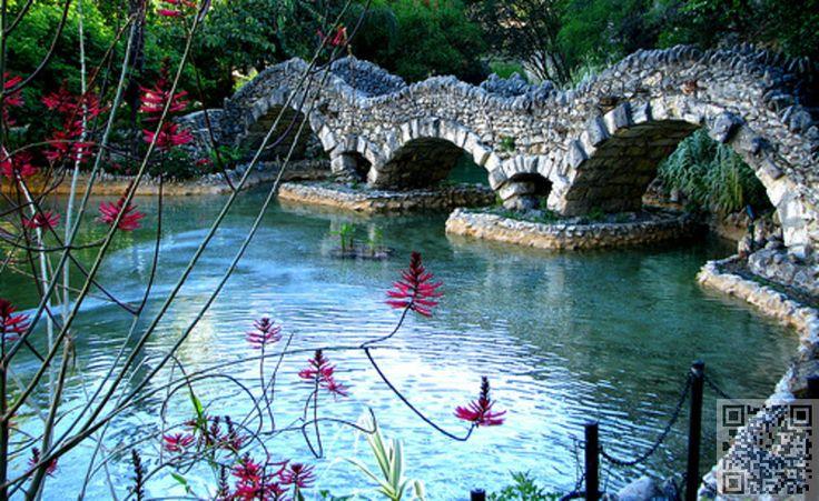 3. Brackenridge Park - 7 #Things to See in San Antonio, #Texas ... #Brackenridge