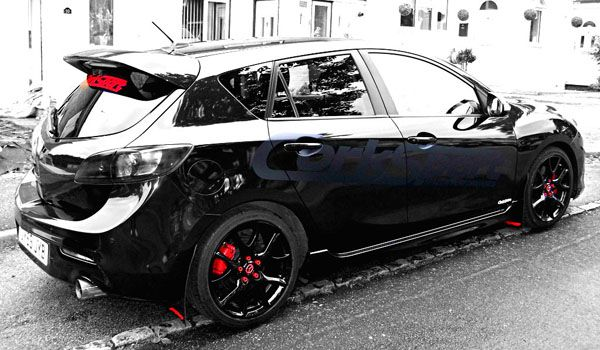 CorkSport Mazda Performance – Blog » CorkSport Across the Pond – Dave Higson's Gen2 Mazdaspeed 3 Build