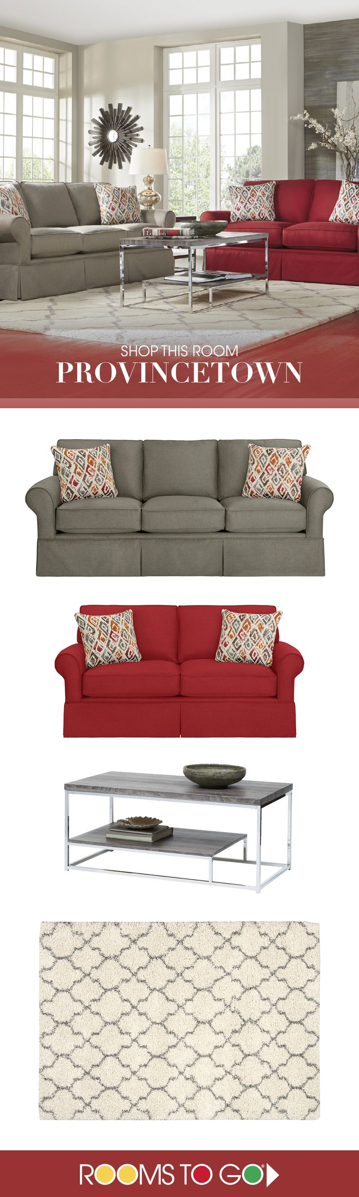 17 best Color Crush: Red images on Pinterest | Accent pillows ...