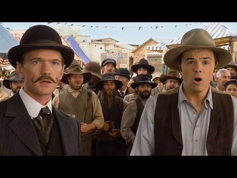 Watch A Million Ways to Die in the West here,Comedy