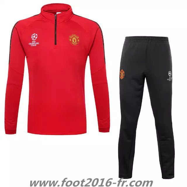 thailande nouveau survetement de foot manchester united. Black Bedroom Furniture Sets. Home Design Ideas