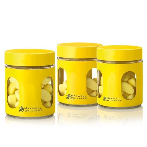 canister sets australia maxwell williams cosmopolitan colours canister set 3
