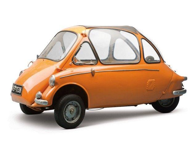 1956 Heinkel Kabine 150