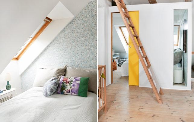 Bolig: Lejlighed med retro-stemning og hjemmelavede møbler - Alt for damerne