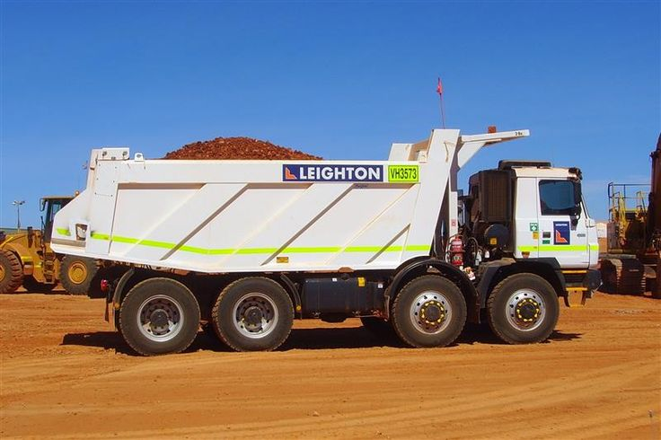 TATRA T815-232R80 43 325 8×8.2R/299 Australia