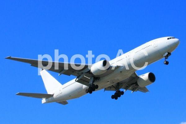 飛行機 ボーイング777-200