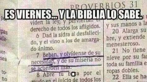 Ese momento cuando usas la Biblia como excusa para pecar.   31 Memes de Jesús que fueron creados en el mismísimo infierno