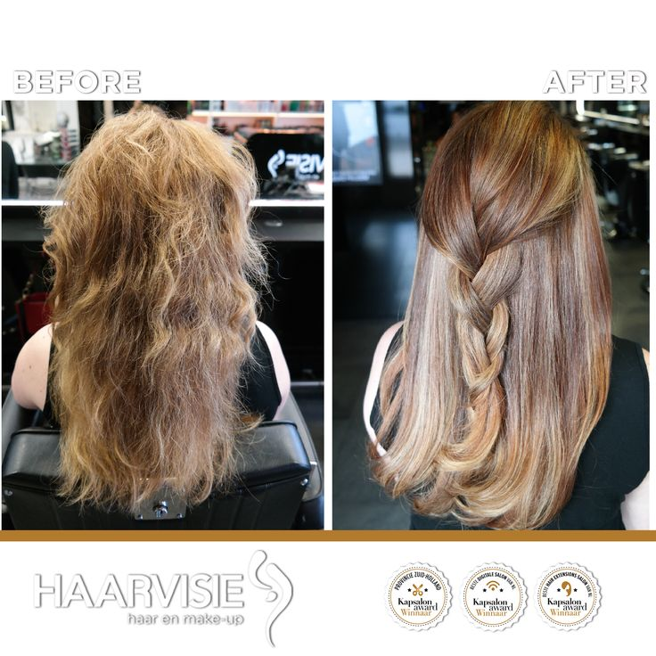 Autumn hair. High & lowlights met een freehand balayage techniek.