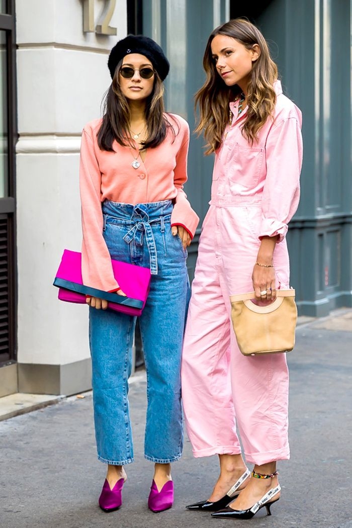 Feeling unsure about how to wear pink? These outfits prove the color is seriously underrated.