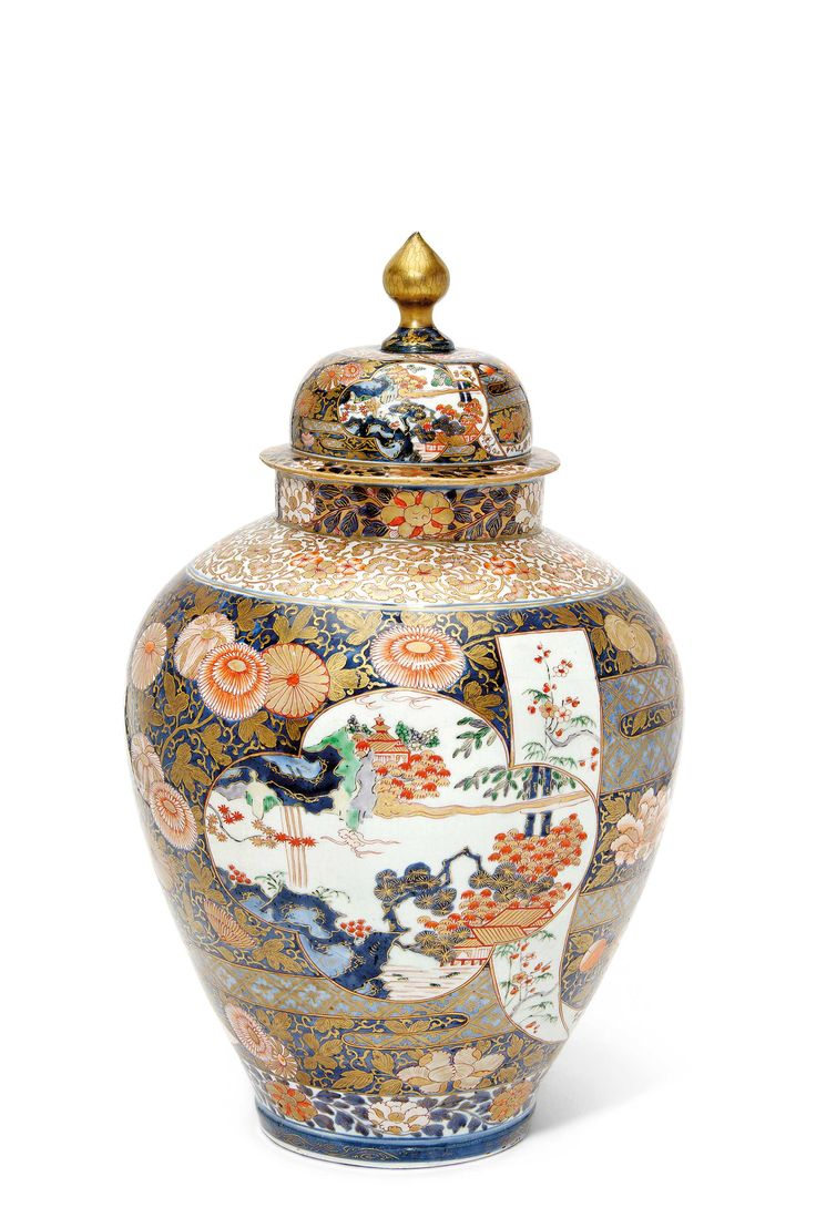 171 best porcelana japonesa images on pinterest japanese a fine large imari vase and cover reviewsmspy
