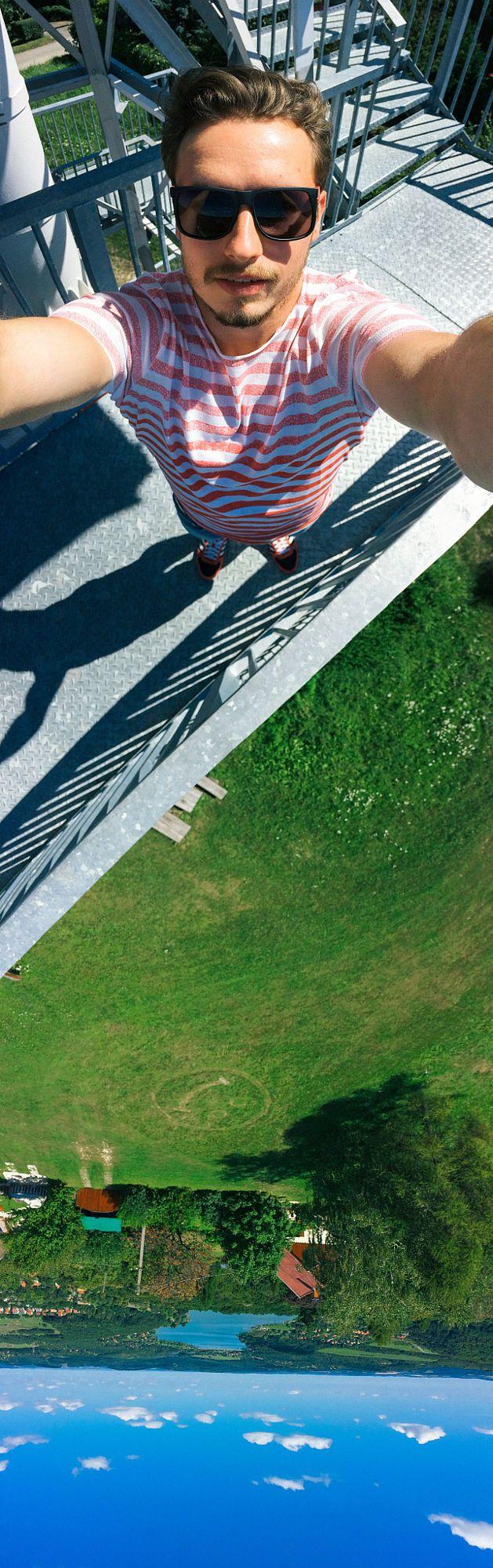 Vertical Panorama #12 - Pécs / 500px