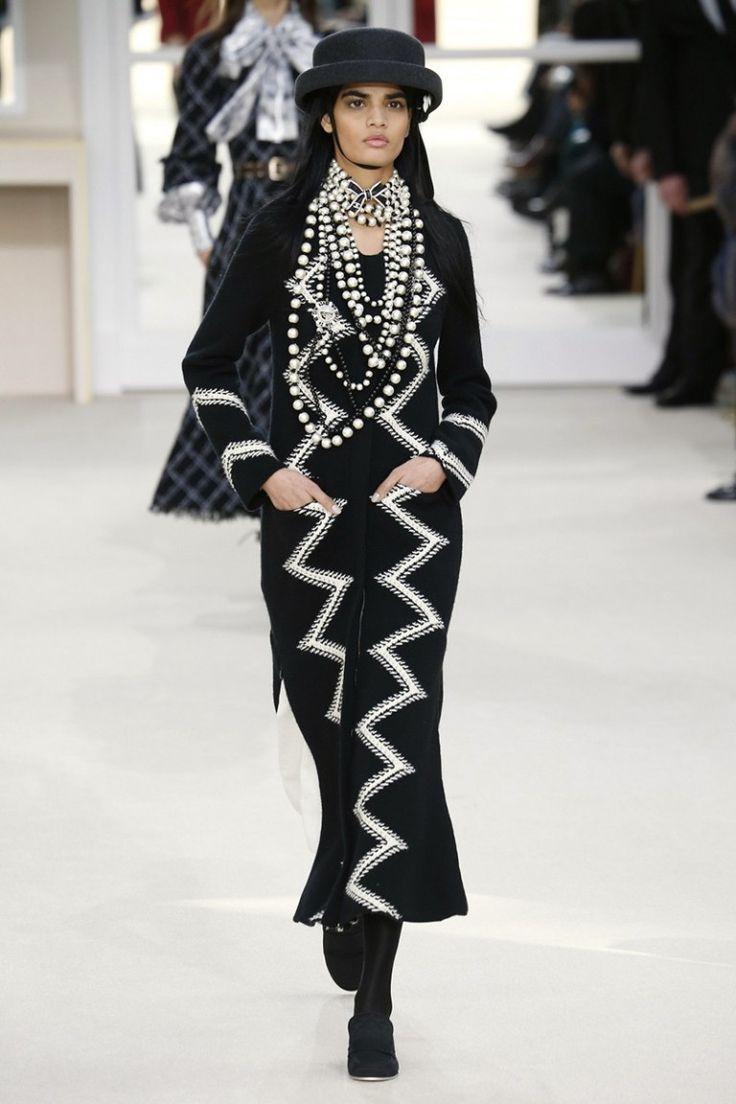 Chanel Otoño Invierno 2016/2017 - 23