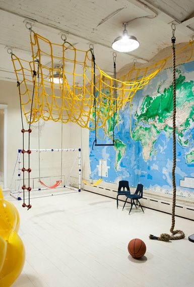 Awesome playroom - David Giles Photography