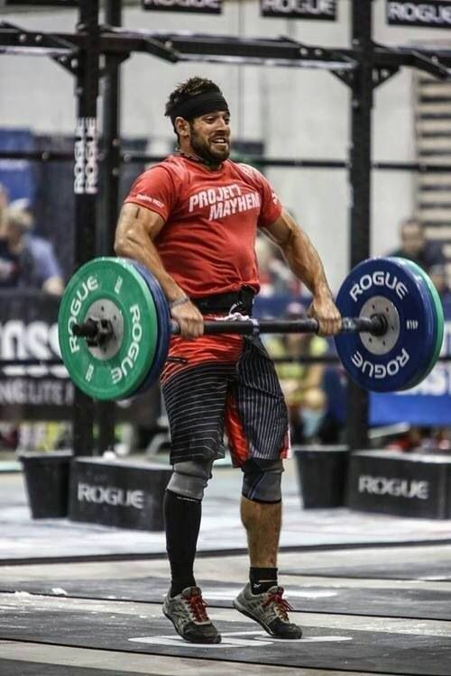 Crossfit rich froning super fit pinterest my goals