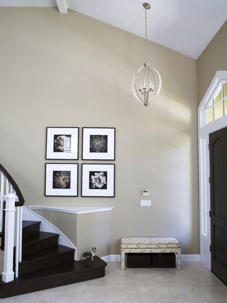 Modern Foyer Paint Colors : Best ideas about entryway chandelier on pinterest