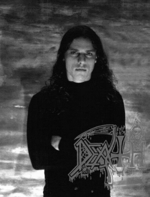 17+ best images about Chuck schuldiner on Pinterest ...