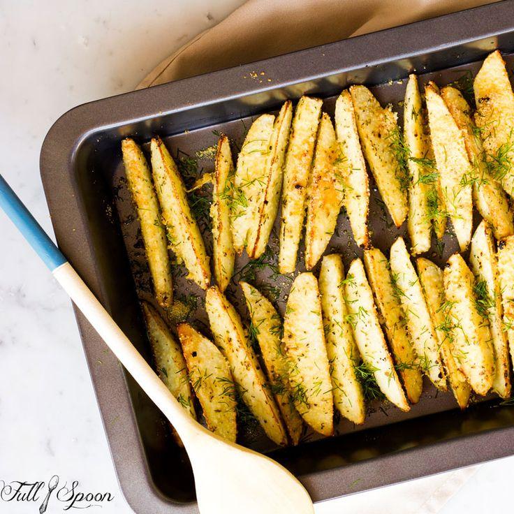 Запеченный картофель с пармезаном. Кулинарный блог с простыми и здоровыми рецептами на каждый день. Рецепты десертов, вегетарианские рецепты...