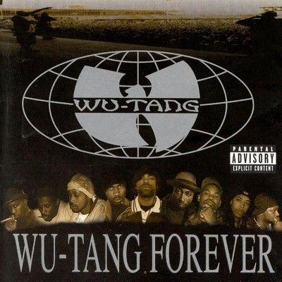 Wu-Tang Clan - Wu-Tang Forever [Explicit Lyrics] (CD)