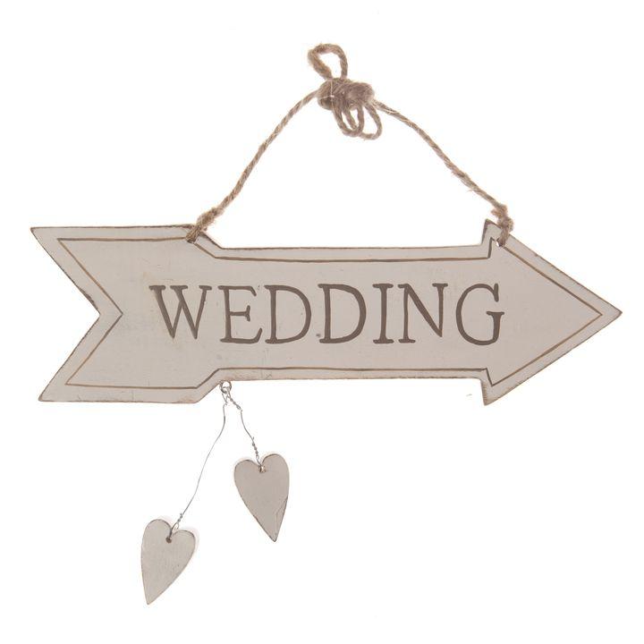 Bröllopsskylt -Wedding