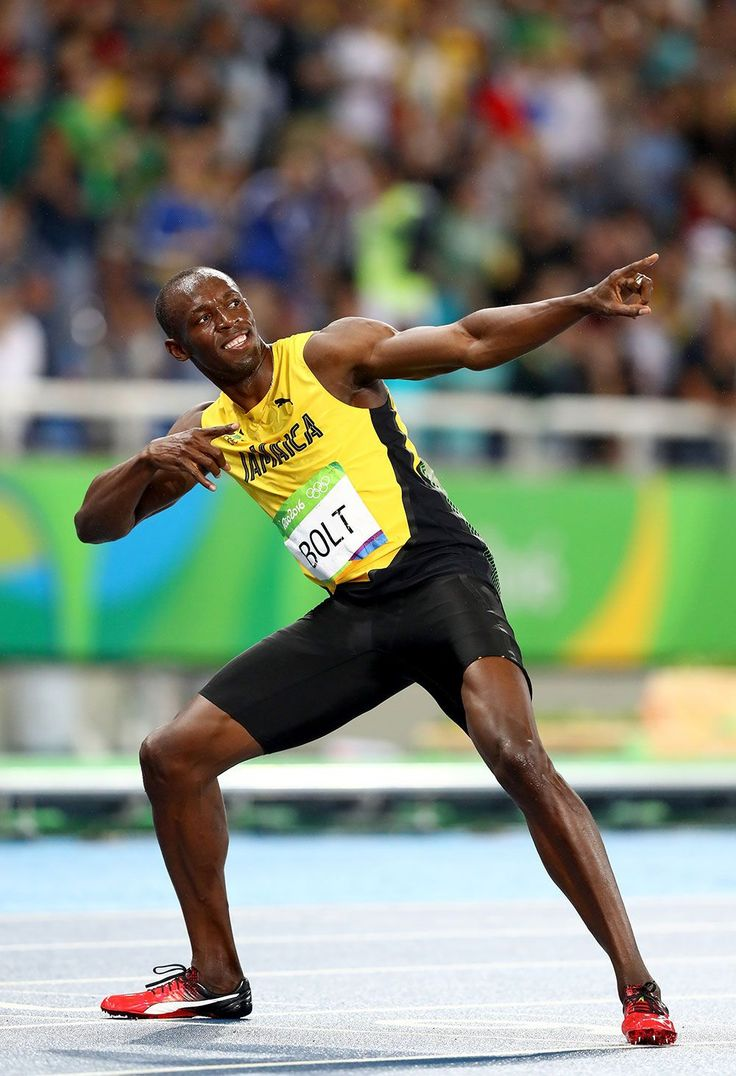 Usain Bolt's mum didn't look that impressed by his Olympic gold medal win - CosmopolitanUK