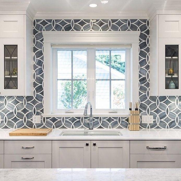 Best 25 Kitchen Wallpaper Ideas On Pinterest Wallpaper Ideas Wallpaper That Looks Like Tile Backspl Kitchen Remodel Kitchen Backsplash Kitchen Tiles Backsplash