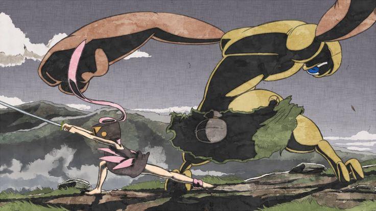 自主制作アニメ【鬼斬娘 再戦】 ᵗˢᵘᵇᵘʳᵃ
