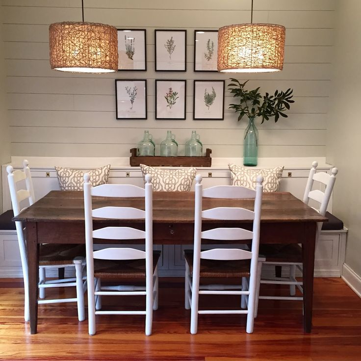 1000 Images About Kitchen And Dining Room On Pinterest: 1000+ Ideas About Dining Room Banquette On Pinterest