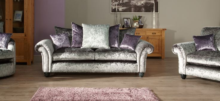 Marilyn 3 Seater Sofa Scatter Back