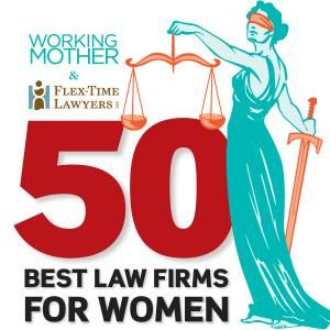 2012 Working Mother & Flex-Time Lawyers Best Law Firms for Women | workingmother.com