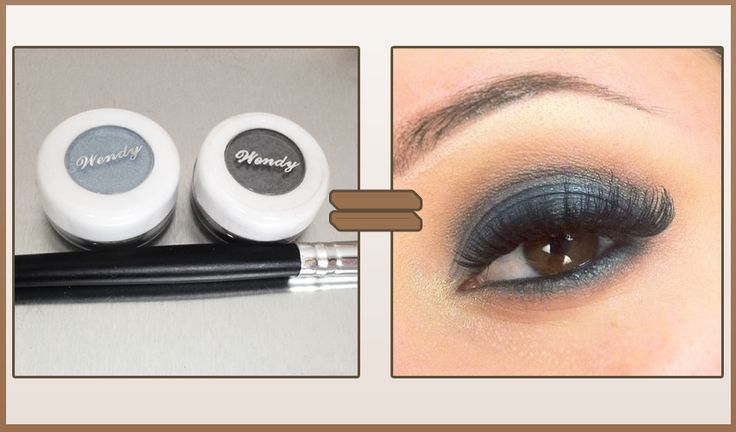 The best eye shadow combinations for your eye colour ...
