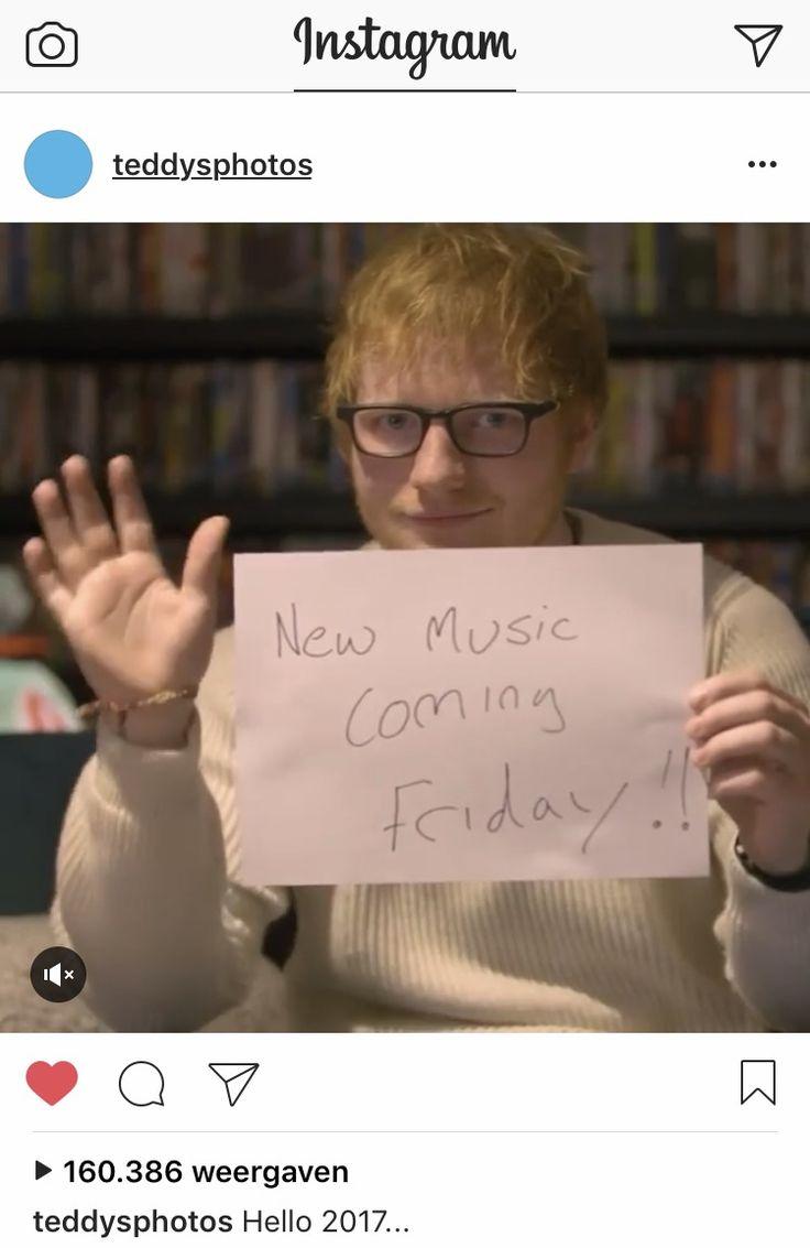 ed vuelve! @teddysphotos in Instagram