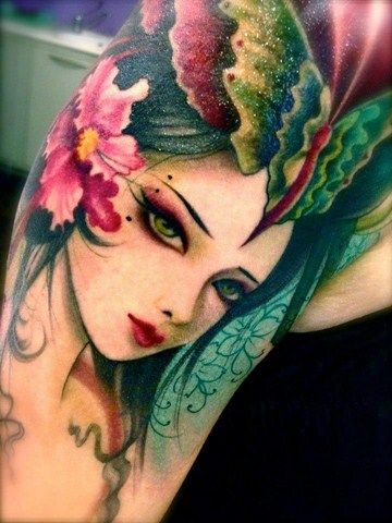 Love it!!! Tattoo by Princess Tattoo | Special Tattoos