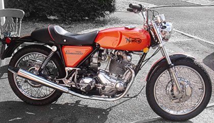 Norton Commando 750 | Norton Commando 850