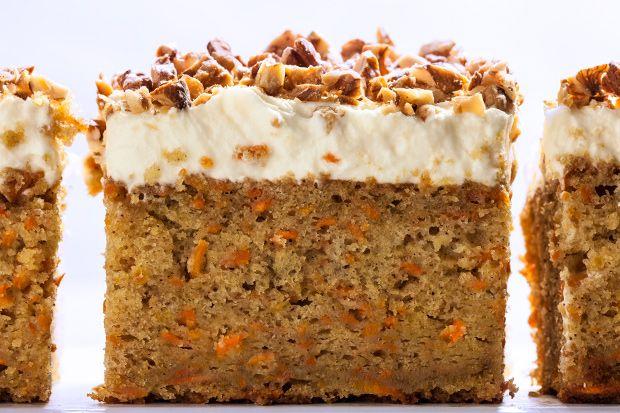 J'adore les gâteaux à la carotte, surtout avec des épices !